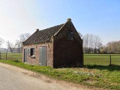 Wellerlooi, bijgebouwtje (bakhuis) bij hoeve aan de Kruisstraat