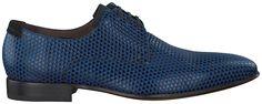 Blauwe Floris van Bommel Geklede schoenen 14095