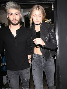 Full sized photo of Zayn Malik Holds Gigi Hadid's Hand - See Pics! and gigi hadid zayn malik hold hands Check out the latest photos, news and gossip on celebrities and all the big names in pop culture, tv, movies, entertainment and more.