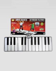 Charm Co Super Gigantic Keyboard Playmat - Neiman Marcus