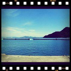 いつかの海。遠い夏。