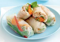 The best Pork rice paper rolls recipe you will ever find. Welcome to RecipesPlus, your premier destination for delicious and dreamy food inspiration. Quick And Easy Appetizers, Easy Appetizer Recipes, Quick Meals, Pork Recipes, Asian Recipes, Ethnic Recipes, Recipies, Rice Paper Wraps, Chicken Rice Paper Rolls