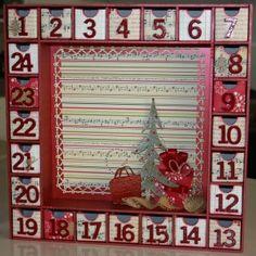 Advent Calendar Project | The Scrapbook Store