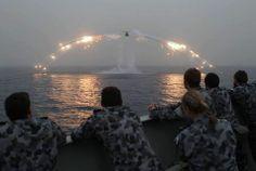 The Royal Australian Navy