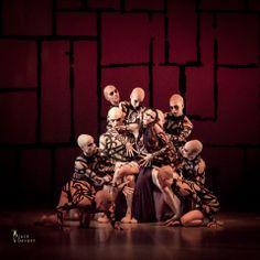 MEDEA World premiere at the Estonian National Opera on March 13, 2014 Ballet by Gianluca Schiavoni Libretto by Marco Gandini Conductor: Vello Pähn Set Designer: Maria Rossi Franchi (Italy), Andrea Tocchio (Italy) Costume Designer: Simona Morresi (Italy) Lighting Designer: Rasmus Rembel Assistant to the Choreographer: Laura Caccialanza (Italy) Music: Igor Stravinsky, Alfred Schnittke, Dead Can Dance — Rahvusooper Estonia.