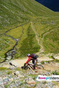 Madritschjoch » Rider: Susanne Moritz - Team Riderin Fizik Team - Location: Madritschjoch (ITA) - #ilovegirlriders #iamagirlrider #ilgr #girlriders #mtb #downhill #freeride #cycling #cyclingwomen #womenscycling