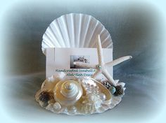 Sassy Seashell Business Card/photo/cards by SuziesSeashellWorld, $29.00