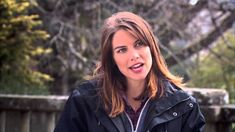 The Boy: Lauren Cohan Behind the Scenes Movie Interview Lauren Cohan, Glenn Y Maggie, Behind The Scenes, Interview, Woman, Movies, Fashion, Hair Inspiration, Moda