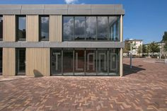 Modern modern architecture and architecture on pinterest - Eigentijdse gevel ...