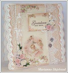 Sweet Baby - Pion Design - Mariannes papirverden.