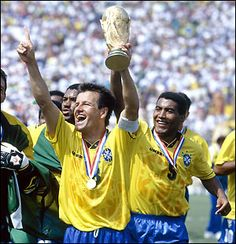 Dunga, Brazil Fifa World Cup Champion (USA/1994)
