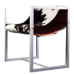 I pinned this MuNiMulA Tricolor Cowhide Chair from the Sketch42 event at Joss and Main!