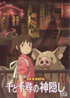 Blog sobre el Studio Ghibli de Hayao Miyazaki e Isao Takahata. El viaje de Chihiro, La Princesa Mononoke, Totoro...