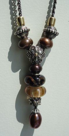 beautiful brown pearls