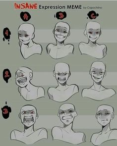 Drawing Face Expressions, Drawing Expressions, Drawing Faces, Drawing Hoods, Anime Face Drawing, Anime Faces Expressions, Drawing People Faces, Drawing Drawing, Drawing Stuff