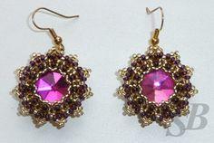 Pattern bijoux: Orecchini Granada