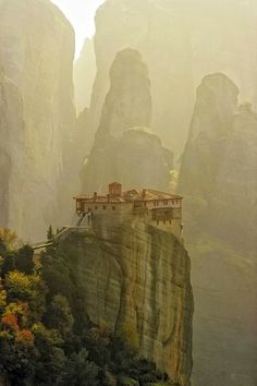 Meteora, Greece - an amazing place