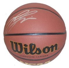 Lisa Leslie Autographed Wilson NCAA Indoor / Outdoor Basketball,. Lisa Leslie Autographed NCAA I/OBasketball, USC Trojans, Los Angeles Sparks, Proof  This is a brand-new Lisa Leslie autographed NCAA Wilson indoor/outdoor basketball. Lisa signed the basketballin silver paint pen.Check out the photo of Lisa signing for us. ** Proof photo is included for free with purchase. Please click on images to enlarge. Please browse our websitefor additional NBA& NCAA basketballautographed...
