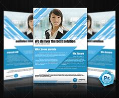 Top Corporate / Business Flyer Templates