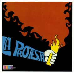 2- La Protesta-RICO RECORDS, 701; Reis' '95  (1970).