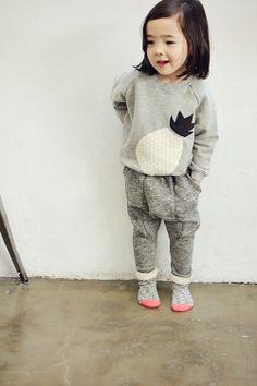 Butik Juju Bunny to modowy łącznik między Koreą a resztą świata, jeżeli chodzi o ubrania dla dziewczynek.
