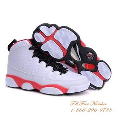 premium selection a4f1f 95a8e Jordan Shoes Air Jordan 9 White Red Black  Air Jordan 9 - Are you still  looking for durable shoes that can make you become more attractive.