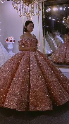 Sweet 16 Dresses, Pretty Dresses, Beautiful Dresses, Luxury Wedding Dress, White Wedding Dresses, Ball Gown Dresses, Prom Dresses, Evening Dresses, Debut Gowns
