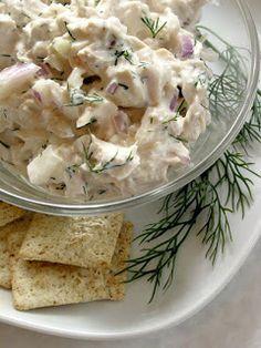 The Best Chicken Salad Recipe Around!