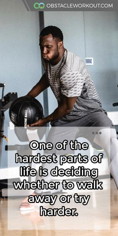 Hard Part, Get Moving, Try Harder, Workout Motivation, At Home Workouts, Life Quotes, App, Quotes About Life, Quote Life