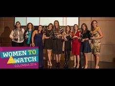 9 mujeres líderes en Colombia premiadas en Women to Watch Colombia 2016 ...