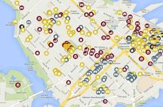 Vancouver Heritage Foundation Weekly: Heritage Site Finder Interactive Map