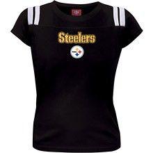 Pittsburgh Steelers Women's Shining Moment T-Shirt