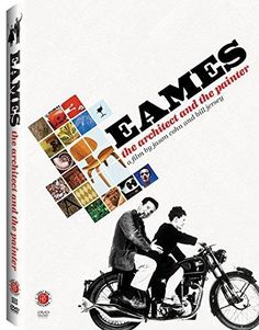 Charles Eames & Ray Eames & Bill Jersey & Jason Cohn-Eames: The Architect and the Painter