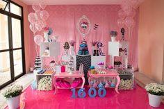Monster High (Festa) Party