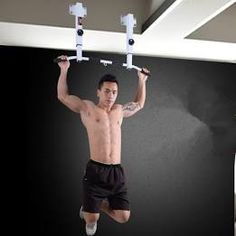 outdoor pull up bar diy - Google Search Homemade Pull Up Bar, Diy Pull Up Bar, Diy Bar, Outdoor Pull Up Bar, No Equipment Workout, Fitness Equipment, Chin Up, Strength, Muscle