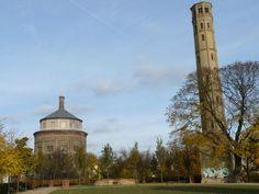 Nice park   Wassertürme P'Berg | Relaxing | Free  Knaackstraße, 23 | Prenzlauer Berg