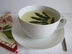 Spárgakrémleves Tea Cups, Tableware, Dinnerware, Dishes, Place Settings, Teacup, Cup Of Tea