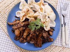 Receta | Pollo con almendras - canalcocina.es