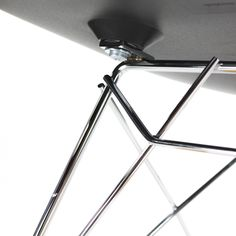 Detail Of The Charles Eames RAR Plastic Rocking Chair   Shockmount With  Screw