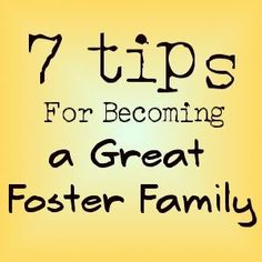 Authentic Parenting: Becoming a Foster Parent: How to Make it Work