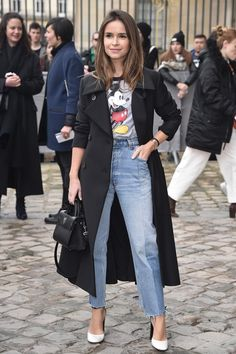 67 Ideas for womens fashion petite outfits miroslava duma - Outfit Ideen Petite Outfits, Mode Outfits, Casual Outfits, Fashion Outfits, Fashion Tips, Fashion Trends, Fashion Shoes, Fashion Websites, Casual Jeans