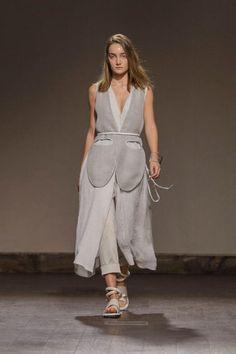 Material by Tiko Paksashvili spring/summer 2016 at Tbilisi Fashion Week.