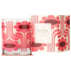Buy Orla Kiely Rhubarb Scented Candle Online at johnlewis.com