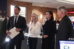 "'NCIS' Season 12 Finale Photos: ""Neverland"" Di Nozzo, Bishop, CIA Officer Joanna Teague and Gibbs"