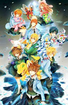 Digimon Adventure Tri 2015