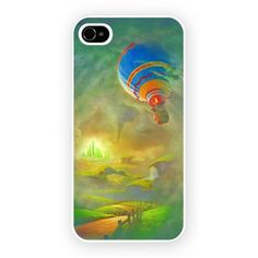 Oz: The Great and Powerful - Balloon iPhone 4 4s and iPhone 5 Cases