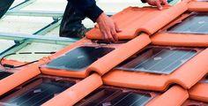 El futuro ya llegó: tejas solares fotovoltaicas - Taringa!