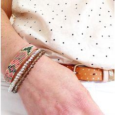 Inspiration bijoux - Joli camaïeu de couleurs
