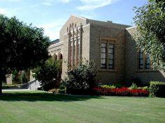 Ponca City, OK Library