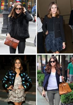 Olivia Palermo. Love her style.
